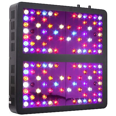 VIPARSPECTRA Dimmable 600W LED Grow Light 12 Band Full Spectrum VEG BLOOM Dimmer