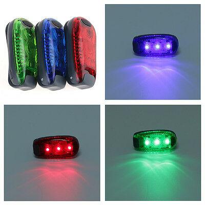 Portable Convenient  LED 3 Modes Light High Visibility For Runner Dog Durability