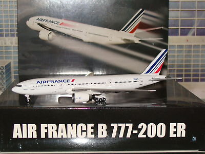 Gemini Jets Air France B777 -200ER New Color F-GSPS 1/400 **Free S&H** L A S T