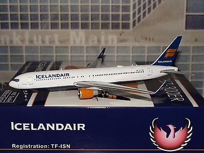 Phoenix 400 Icelandair B767 -300 TF-ISN 1/400 **Free S&H** 1216
