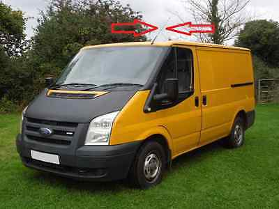 Ford Transit Mk7 2006 Am/fm Roof Mount Aerial Antenna Mast & Base New