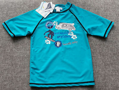 KABOOSH Kids 2pc Rashie Set Licensed Product Size 6 UPF 50+ Brand New with tags