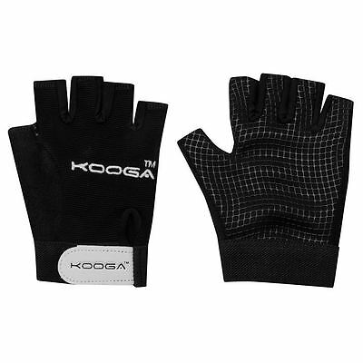 KooGa K-Mitt Kids/Mini/Junior Rugby Grip Gloves/Stick Mits Medium Boys 9-10 yrs