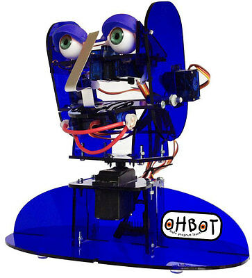 Ohbot 2 Robot Head Preassembled and software