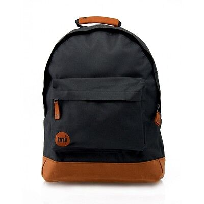 MI-PAC Backpack Classic Black School Bag 740001-001 **FREE HARIBO