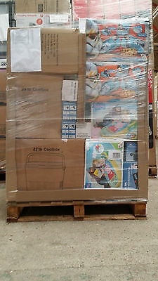 Wholesale Job Lot Clearance CAMPING RETURNS PALLET 8217850