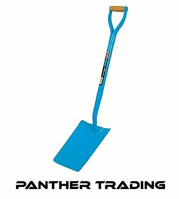 OX Tools Trade Solid Forged Steel Taper Mouth Shovel Wooden Handle Grip T280301