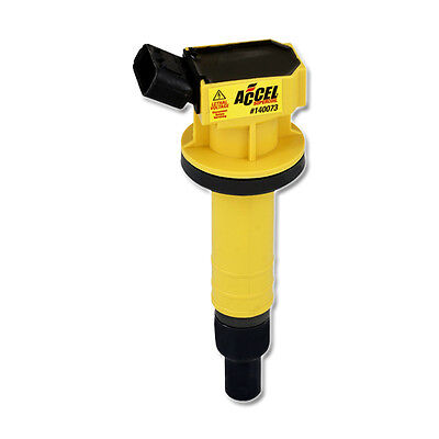 ACCEL Performance Ignition Coil for Celica, Matrix, MR2 ,Geo Prizm,Vibe ,140073