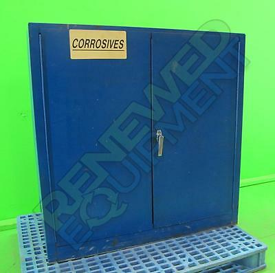 Eagle CRA-32 30-Gallon Flammable Storage Safety Cabinet 43'' x 18'' x 44''