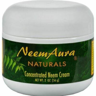 New Neem Aura Naturals - Concentrated Neem Cream - 2 Oz