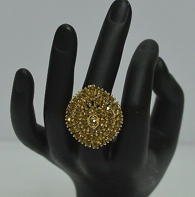 Indian Women Designer Fancy Stone Finger Ring Party Ware Bridal Ware Jewelry