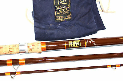 Hardy Matchmaker 13' hollow glass float COARSE fishing rod in superb condition