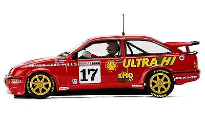 Scalextric C3740 Ford Sierra RS500 Slot Car 1:32