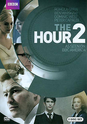 The Hour: Season Two (DVD, 2013, 2-Disc Set) Region 1 New