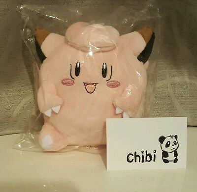 Pokemon Sanei Clefairy Plush -  GENUINE Japanese Import UK SELLER