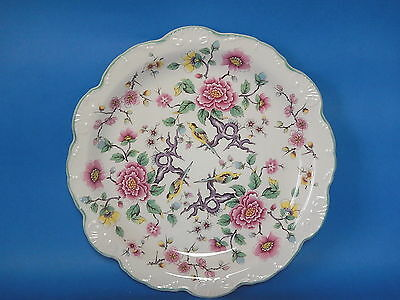 James Kent Old Foley Chinese Rose 9 Inch Plate