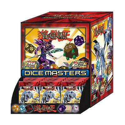 Yu-Gi-Oh Dice Masters: Series One 90 ct Gravity Feed WZK 71160