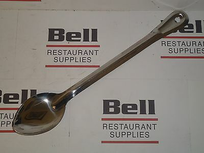"""*NEW* Royal Industries 15"""" Stainless Steel Solid Basting Spoon - FREE SHIPPING"""