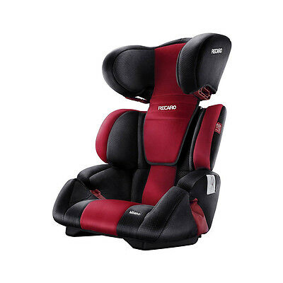 Recaro Milano Child Seat Ruby (15-36 kg) EXPRESS DELIVERY!