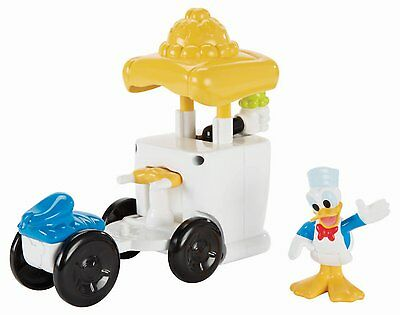 Fisher-Price Mickey Mouse Clubhouse - Donald Duck Ice Cream Stand