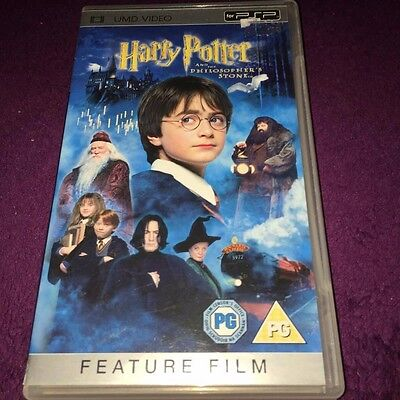 Harry Potter And Philosophers stone [UMD Mini for PSP]