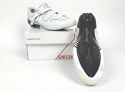 NEW Specialized Pro Road Women's Carbon Cycling Shoes White  38 /  7.25 Ret.$250