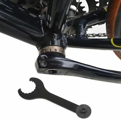 BB hollowtech II 2 key pedal crank Bicycle Repair Tools Install Removal Spanner