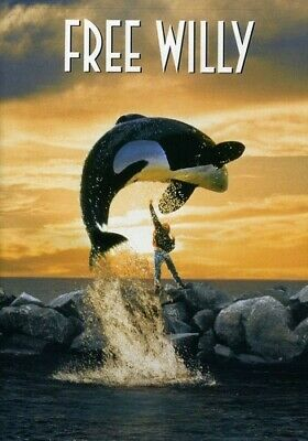 [Dvd Ntsc/1 New] Free Willy