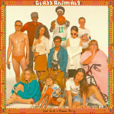 Glass Animals - How To Be A Human Being [New Vinyl] Explicit