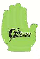 Sydney Thunder Big Bash League T20 KFC Cricket Inflatable Hand