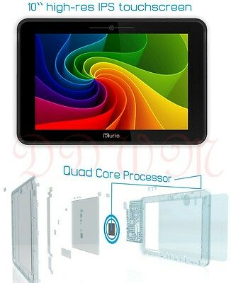 "Kurio 10S Android 4.2 10 "" Family Tablet - Educational Tablet"
