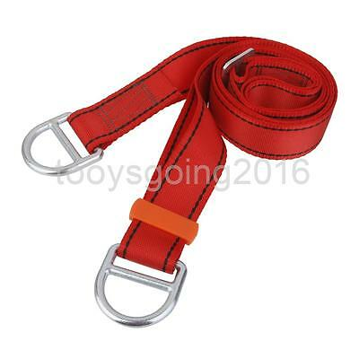 Outdoor Rescue Rock climbing Tree Carving Safety webbing Strap Sling 22KN