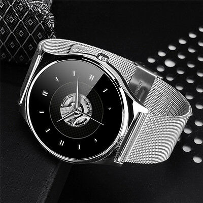 US03 Smart Watch Waterproof Sleep Monitor Heart Rate Phone Mate for Android IOS