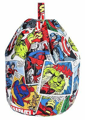 Marvel Comics Beanbag. From the Official Argos Shop on ebay