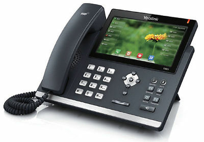 NEW. Yealink SIP-T48G Color Touch Screen IP Phone.