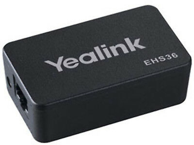 NEW. EHS36 - Wireless Headset Adapter for Yealink IP Phone