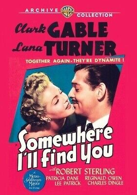 Somewhere I'll Find You (2010, DVD NEW)
