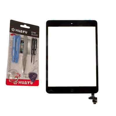 Pantalla Tactil Para iPad Mini 1 2 Chip IC Cristal Touch Screen Táctil Negra