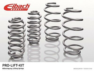 Eibach Pro Lift Kit Raising Springs Dacia Duster 1.6 16v 4x4, 1.6 SCe 115 4x4