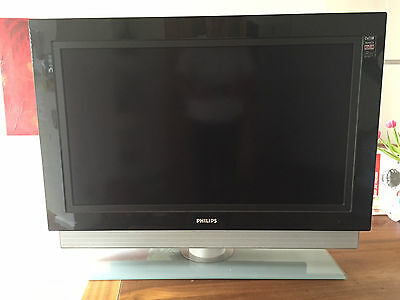 philips cineos 37pfl9632d 10 94 cm 37 zoll 1080p full hd lcd fernseher top eur 168 00. Black Bedroom Furniture Sets. Home Design Ideas