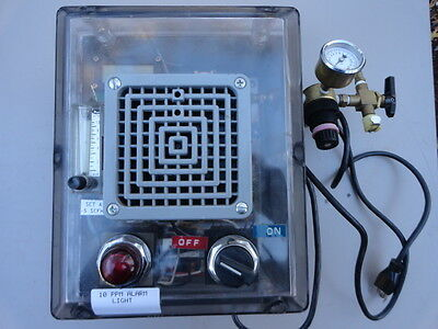 SCBA Tank Filling Carbon Monoxide Monitor With Alarm Citicel