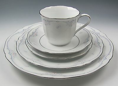 Noritake China SABETHA 5 Piece Place Setting(s) EXCELLENT