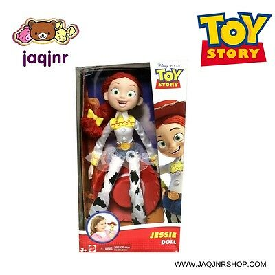 "Hasbro Disney Doll - JESSIE - Toy Story 12"" High *New - Boxed*"