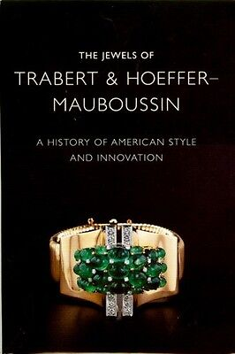 NEW American Jewelry Trabert & Hoeffer-Mauboussin 1930's-40's Hollywood Glamour