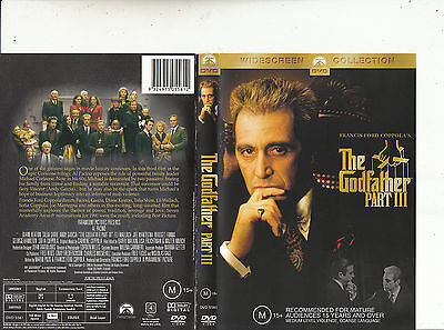 The Godfather:Part 3-Al Pacino1990-Movie-DVD