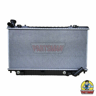 Radiator Man & Auto Trans V8 6.0L Holden Commodore VE 8/06-9/10