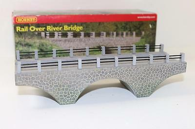 "OO 1:76 Hornby Skaledale Rail Over River Bridge R9732 ""Used""  FNQHobbys SK011"