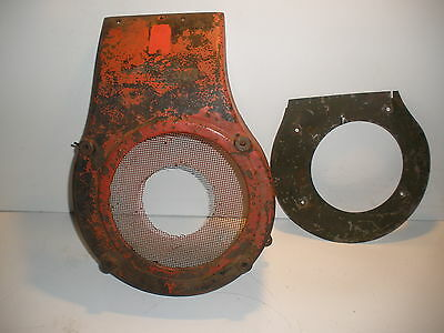 Vintage Briggs & Stratton Engine model K, Z, ZZ Blower Housing #29097