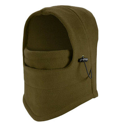 Men's Winter Outdoor Ski Bicycle Motorcycle Neck Full Face Mask Cover Hat Cap