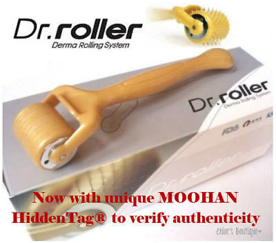 ☆Worlds No.1 Derma Roller ▶DR.ROLLER ◕Acne ◕Hair Loss ◕Wrinkles ◕Stretch Marks